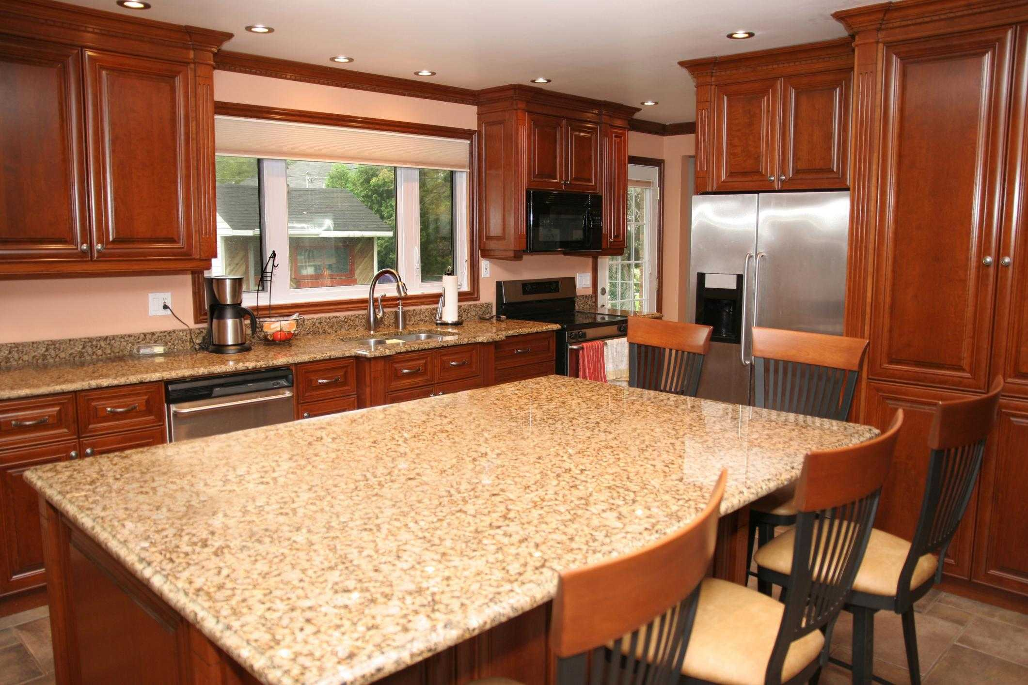 Hamilton Kitchen Renovations - Countertops 1